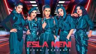 Ozoda - Esla Meni (Offıcıal  Clıp 2021)