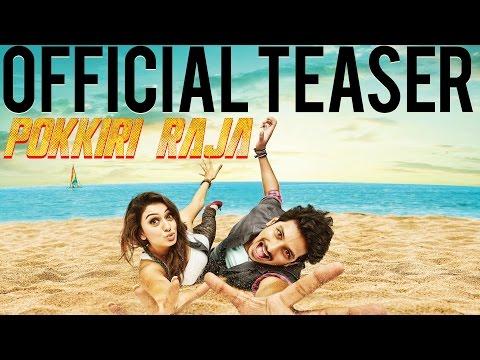 Pokkiri Raja - Official Teaser | Jiiva, Hansika, Sibiraj | Ramprakash
