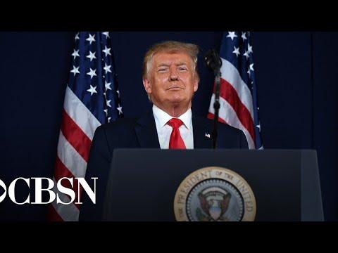 Trump, Biden step up campaign rhetoric with election 120 days away