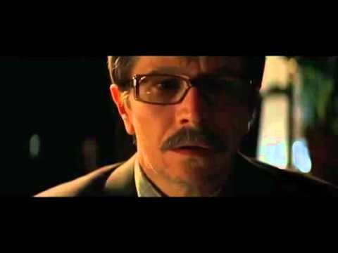 Batman Begins - Batman meets Jim Gordon (2005)