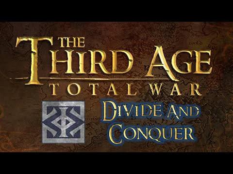 [02] Third Age Total War Divide And Conquer Ered Luin V4 VH/VH