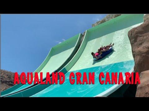 Aqualand Maspalomas - Huge Waterpark On Gran Canaria