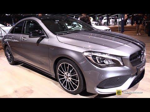 2018 Mercedes CLA 220 4Matic Coupe - Walkaround - 2017 Frankfurt Auto Show