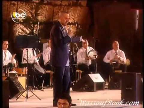 2011 Faqra Festival Lebanon Full Concert / جورج وسوف في مهرجان فقرا - كاملة