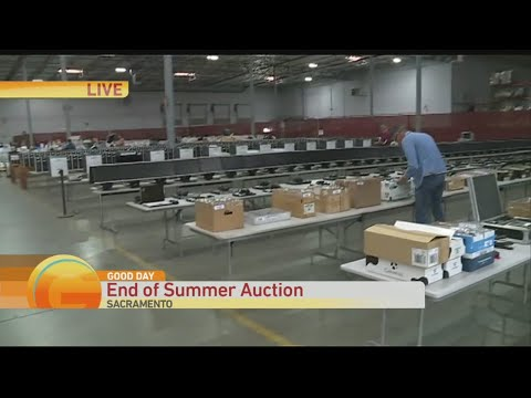 State Surplus Property Auction