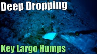 Deep Dropping the Key Largo Humps in Rough Conditions | Catch N Cook
