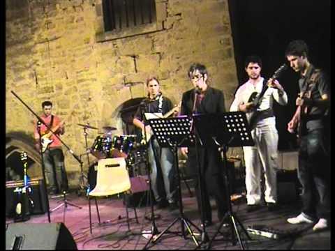 fete de la musique  2006 ou 2007 à Sarlat  avec l'école nationale de musique de Sarlat