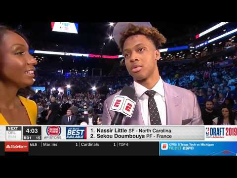 romeo-langford-curved-by-reporter-after-2019-nba-draft!