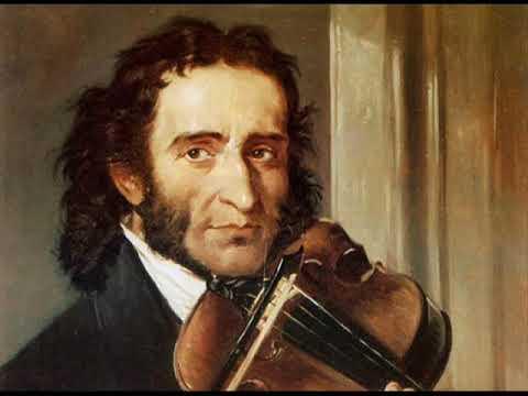 Niccolò Paganini - Andantino Variato from Grande Sonata (M.S. 3) in A Major