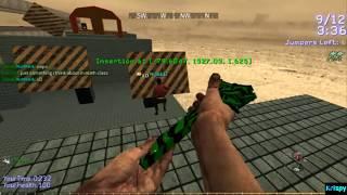 Cod4 DeathRun - Pro Run of Bounce