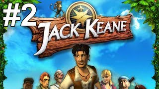 Jack Keane 2 The Fire Within Gameplay Walkthrough Part 2 No Commentary