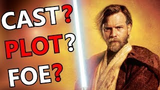 Obi-Wan Kenobi Movie: Possible Cast, Plot and Villains!
