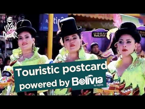 Stage 6 - Touristic postcard; powered by Bolivia