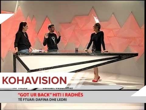 EXPRESS - Intervista Dafina Zeqiri dhe Ledri Vula