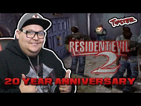 "20 YEARS OF ""RESIDENT EVIL 2"""