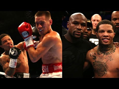 FLOYD MAYWEATHER IMMEDIATE REACTION TO GERVONTA DAVIS 3RD ROUND KNOCKOUT OF LIAM WALSH