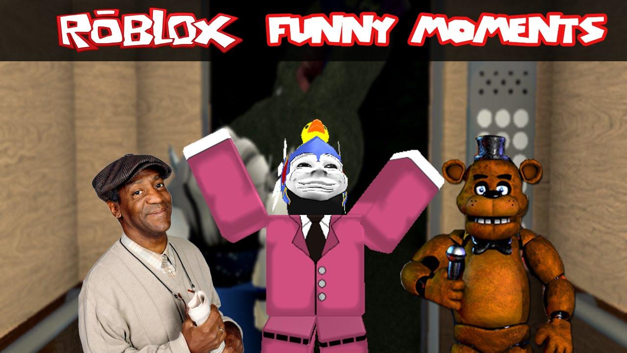 Download Roblox: The Normal Elevator- Freddy Fuckbear (Roblox Funny Moments)