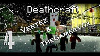 [#4] Minecraft dla Zmarłych - Deathcraft II (Vertez & TheGamerVox) L4D2 - NAWALANKA / KONIEC