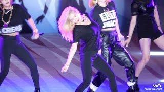 150807 포미닛(4minute) 현아(Hyuna) - Hot Issue (핫이슈) @인제스피디...