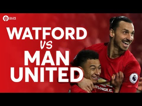 Watford vs Manchester United LIVE PREVIEW!