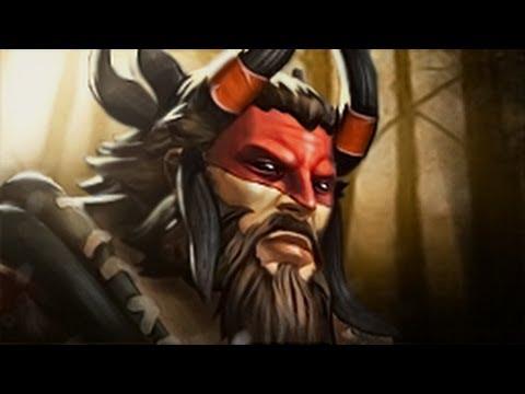 видео: [dota 2] Обзор героя - beastmaster