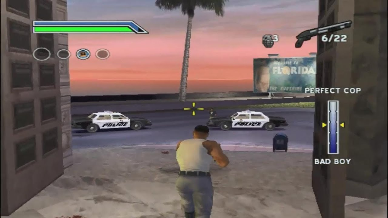 Bad Boys: Miami Takedown – Longplay (Nintendo GameCube)