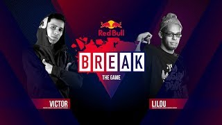 BREAK THE GAME Episode 2 | Victor vs. Lilou