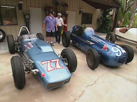 My Classic Car Season 10 Episode 16 - Vintage Indy Cars