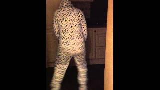 Michael Jackson Dalmatian Onesie Tribute.