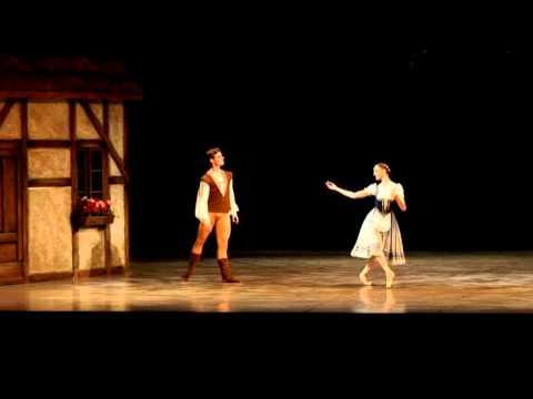 State Opera Prague - Giselle I act (part 1)