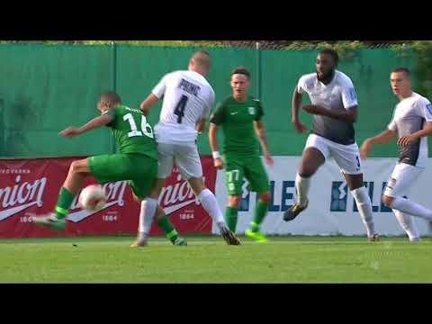 6. krog: Ankaran - Olimpija 1:3 ; Prva liga Telekom Slovenije 2017/18