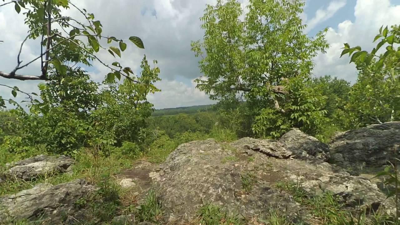 Indiana wabash county lagro - Hanging Rock Overlooking The Wabash River Near Lagro Indiana
