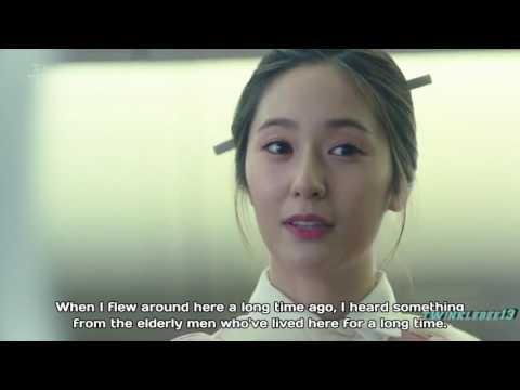 Krystal F(x) Cameo In The Legend Of The Blue Sea Ep. 1