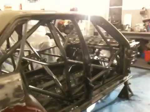 SK Audi Race Car Chassis Painted YouTube - Audi car 4000