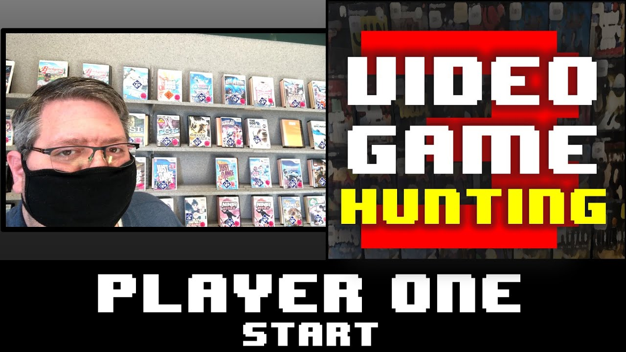 Video Game Hunting 03 - Player One Start