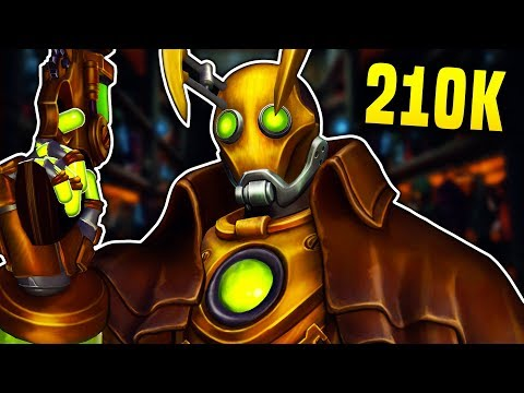 MY BEST PALADINS GAME EVER (210K DAMAGE) | Paladins Androxus Gameplay & Build