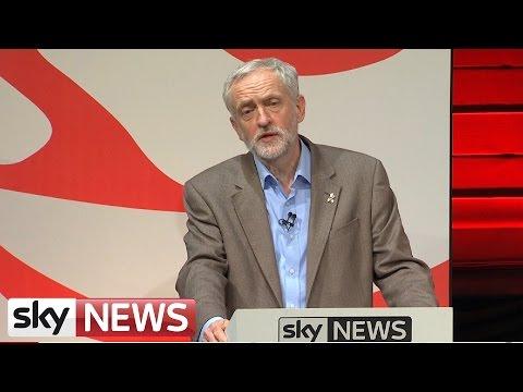 Labour Debate: Jeremy Corbyn 'Doesn't Buy The Sun'