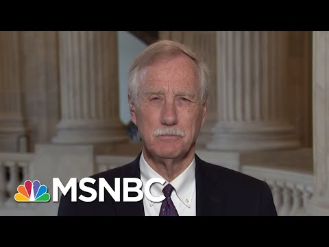 Senator Angus King: Hold One FBI Briefing, Not Two | Morning Joe | MSNBC