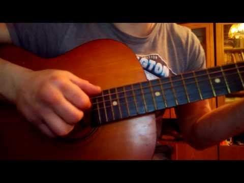 Алена- песня под гитару