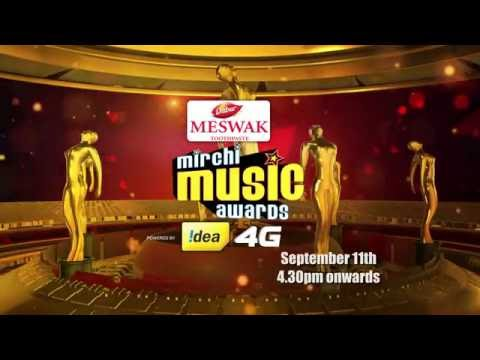 Biggest celebrity musical night in South| Mirchi Music Awards South Teaser | Vijay TV Promo 2