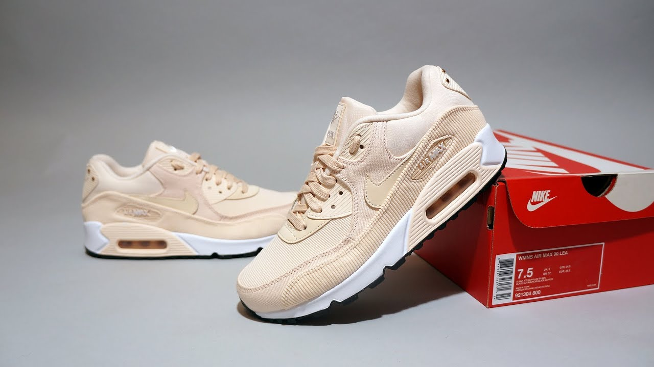 new products 00ced 9c3a7 Nike Air Max 90 LEA Guava Ice