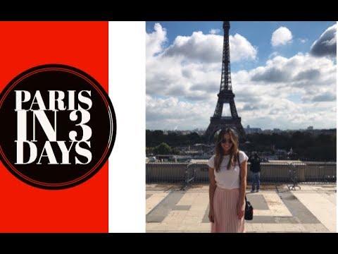 PARIS IN 3 DAYS!!