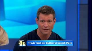 Dr. Travis' Garlicky Butternut Squash Mash