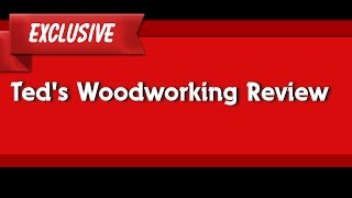 Ted's Woodworking Plans Review | Fine Woodworking-wood Projects