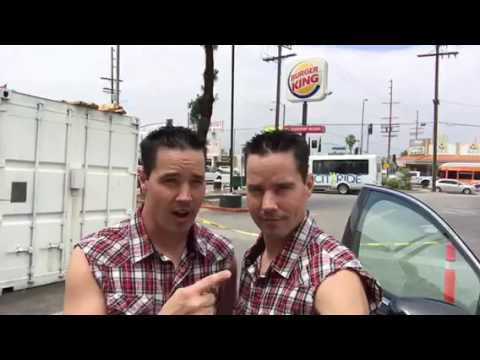 Lane Twins Burger King Whopper Twin commercial AUDITION