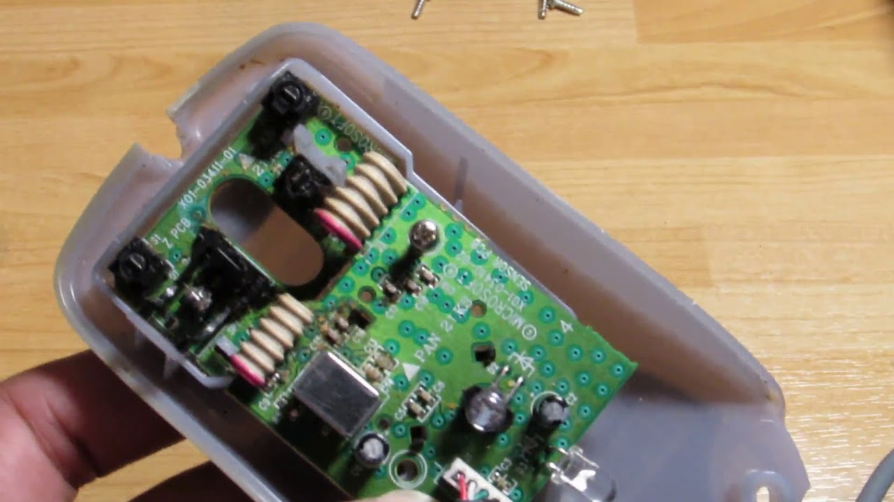 microsoft optical mouse 1113 drivers
