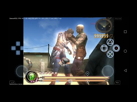 God Hand Haked For Android In Pcsx2 How To Download Setting Up Gameplay All Link Description