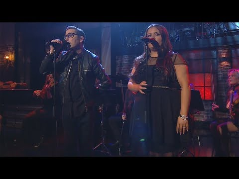 Under Pressure - Christy and Kiera Dignam | The Late Late Show | RTÉ One