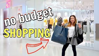 no budget shopping in L.A clothing try on haul