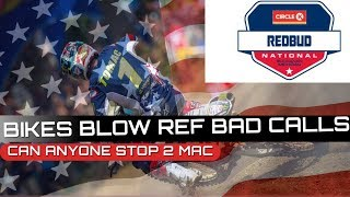 2019 Rd 7 RedBud Bad Calls Roczen Admits Something Is Not Right
